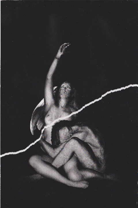 foto series nude montage Crack Between Freedom & Safety rabea peter